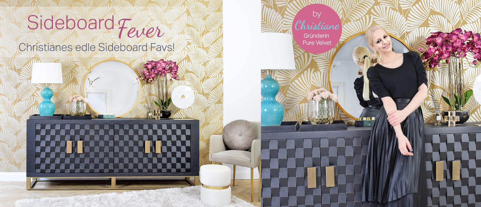 Sideboard Fever by Christiane