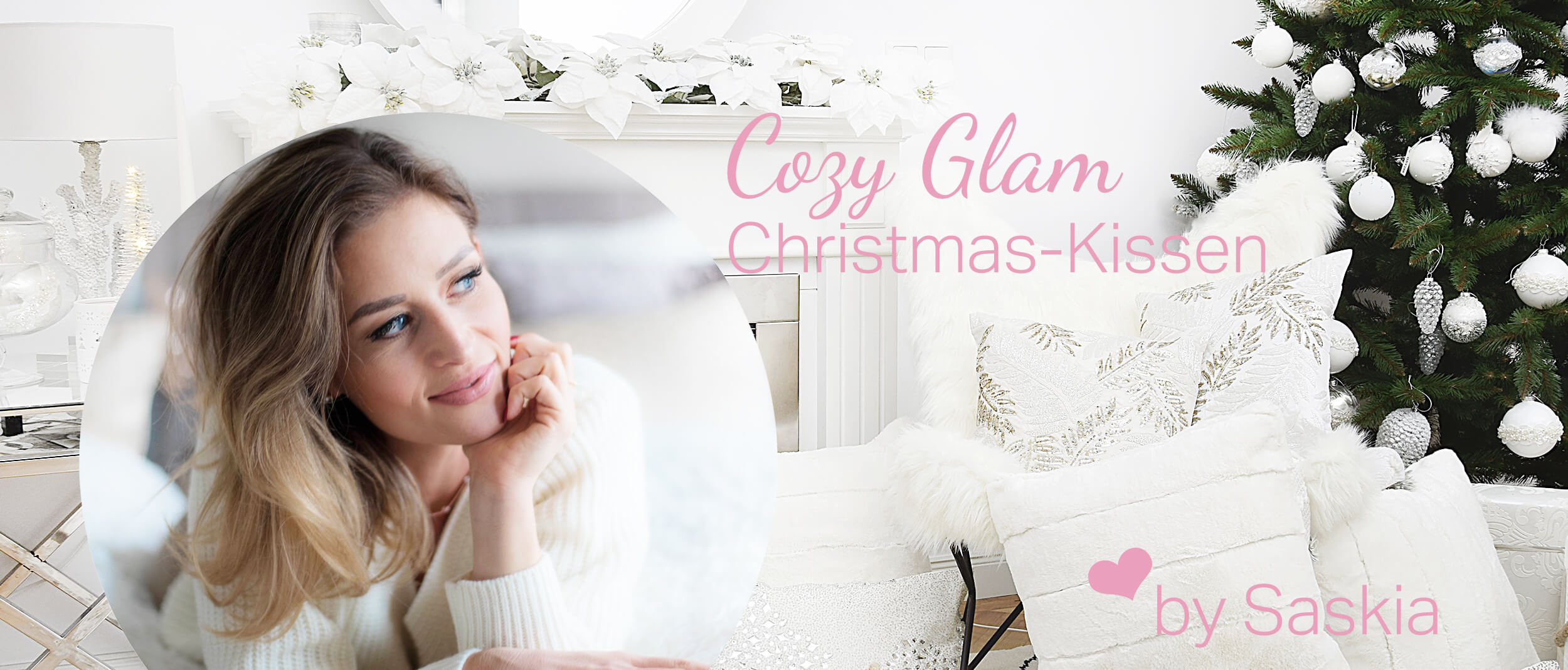 Cozy Glam Christmas selected by Saskia