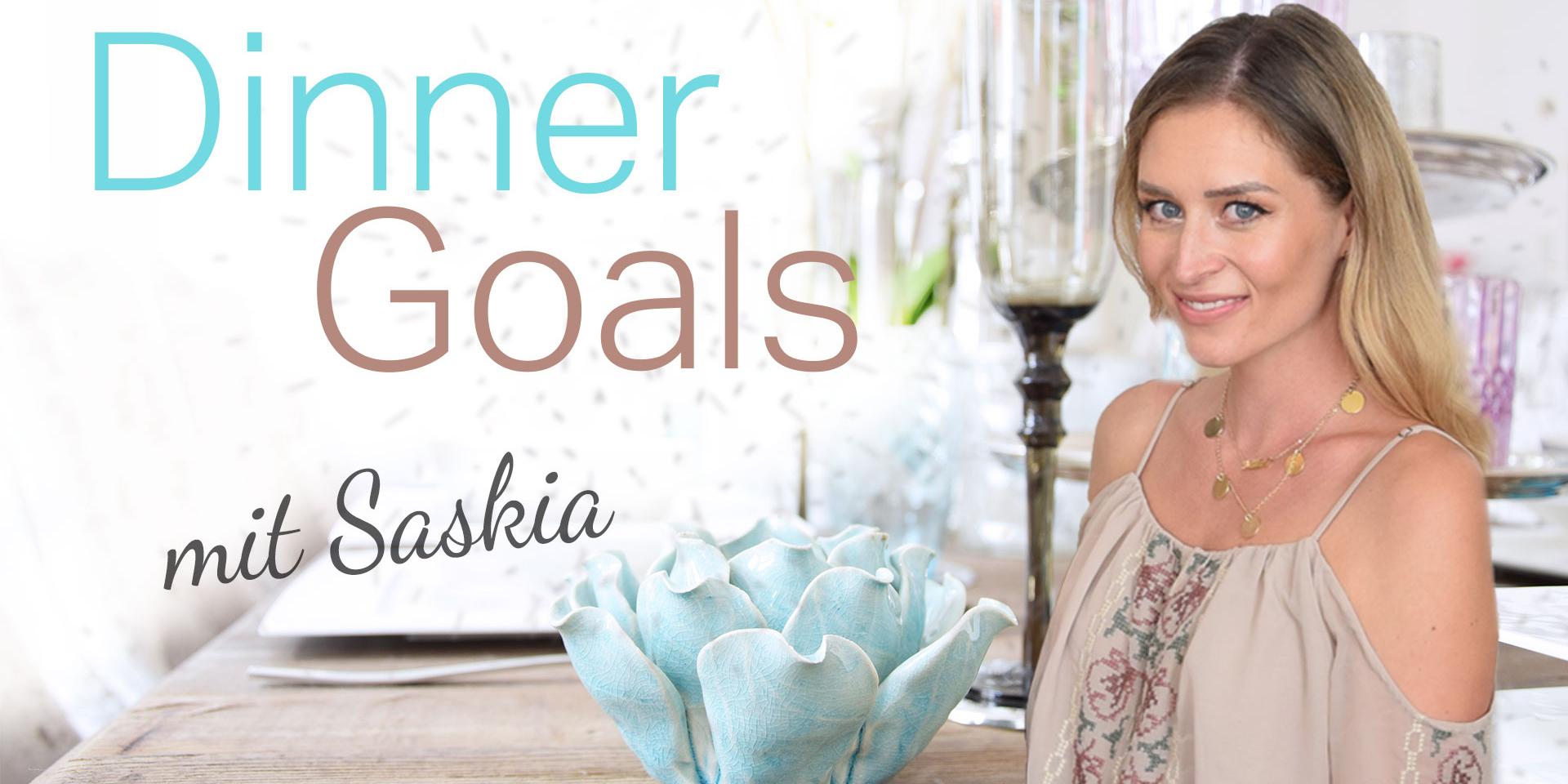 Dinner Goals: DIY mit saskiasbeautyblog