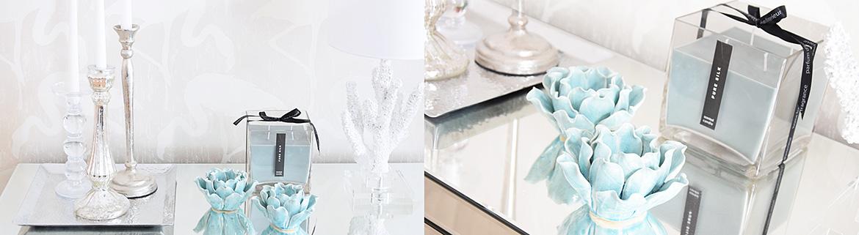 Teelichtgläser & Kerzenständer