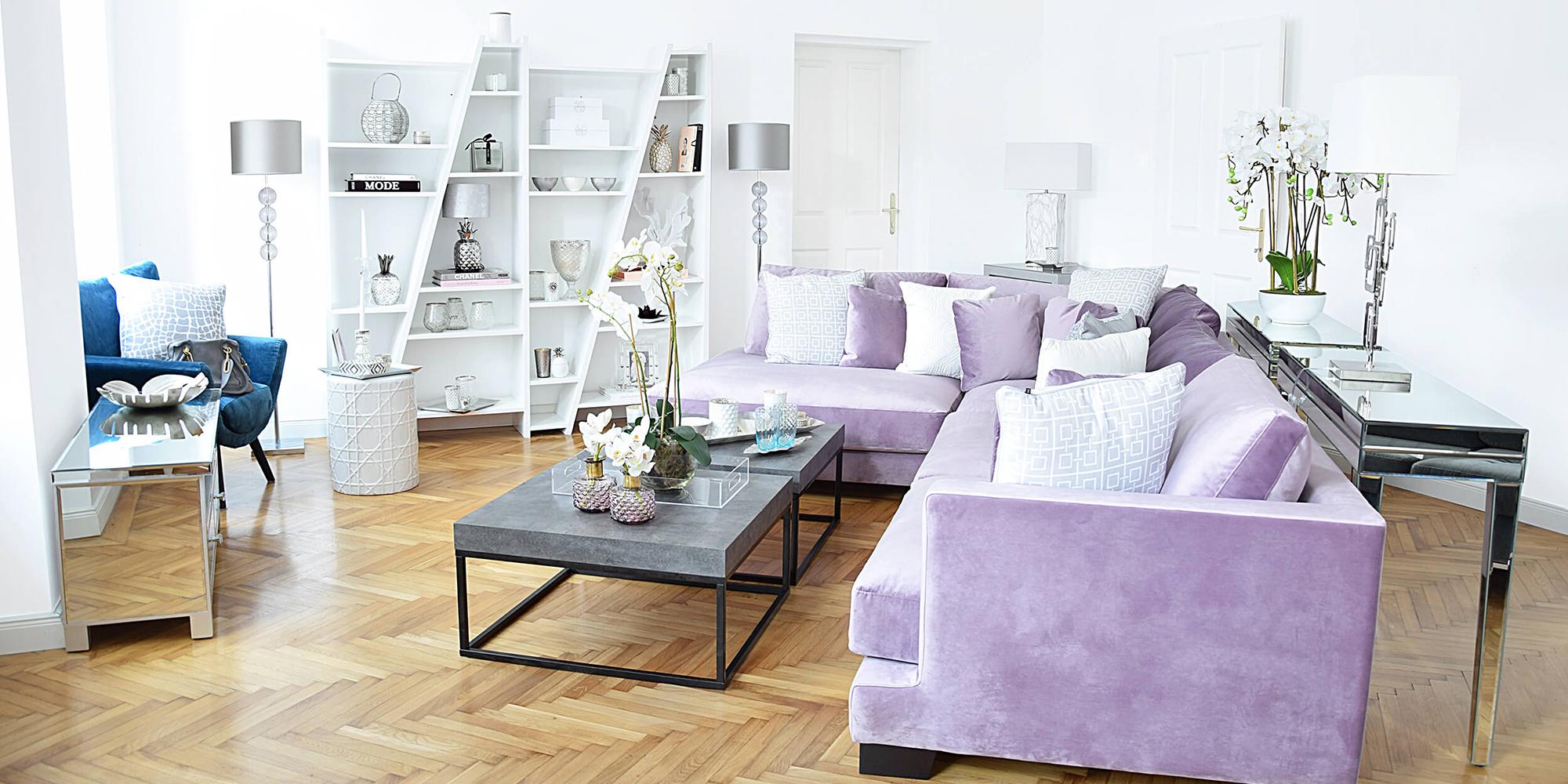 Wohnzimmer Interior - City Loft
