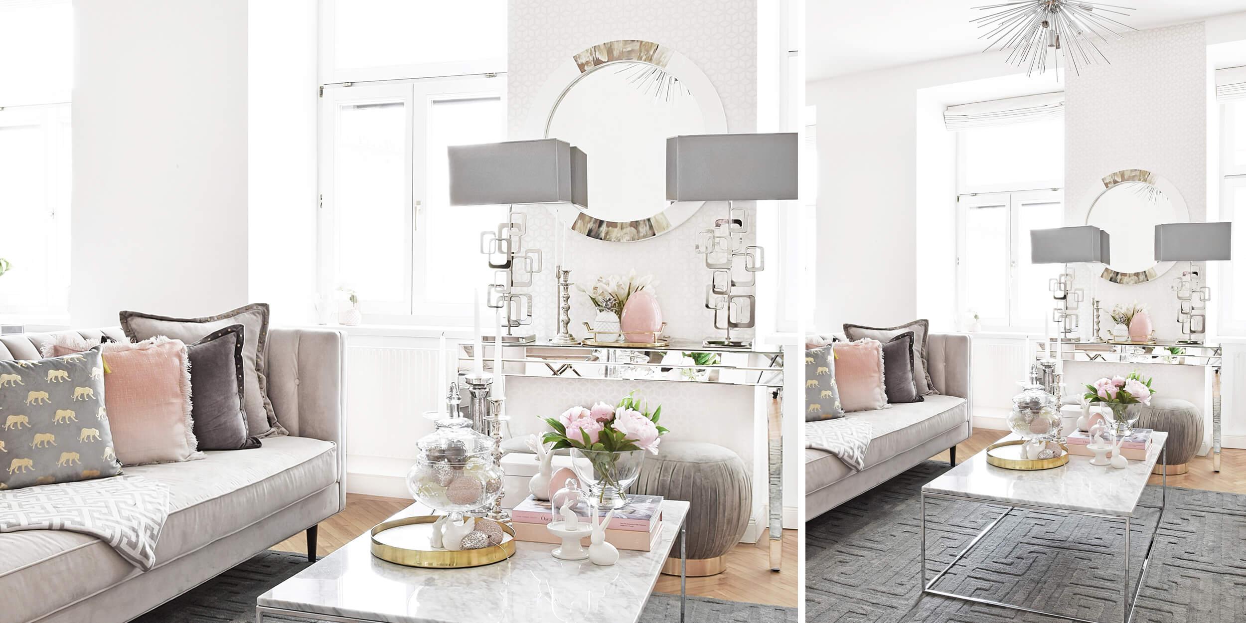 Christianes Wohnzimmer im Osterlook