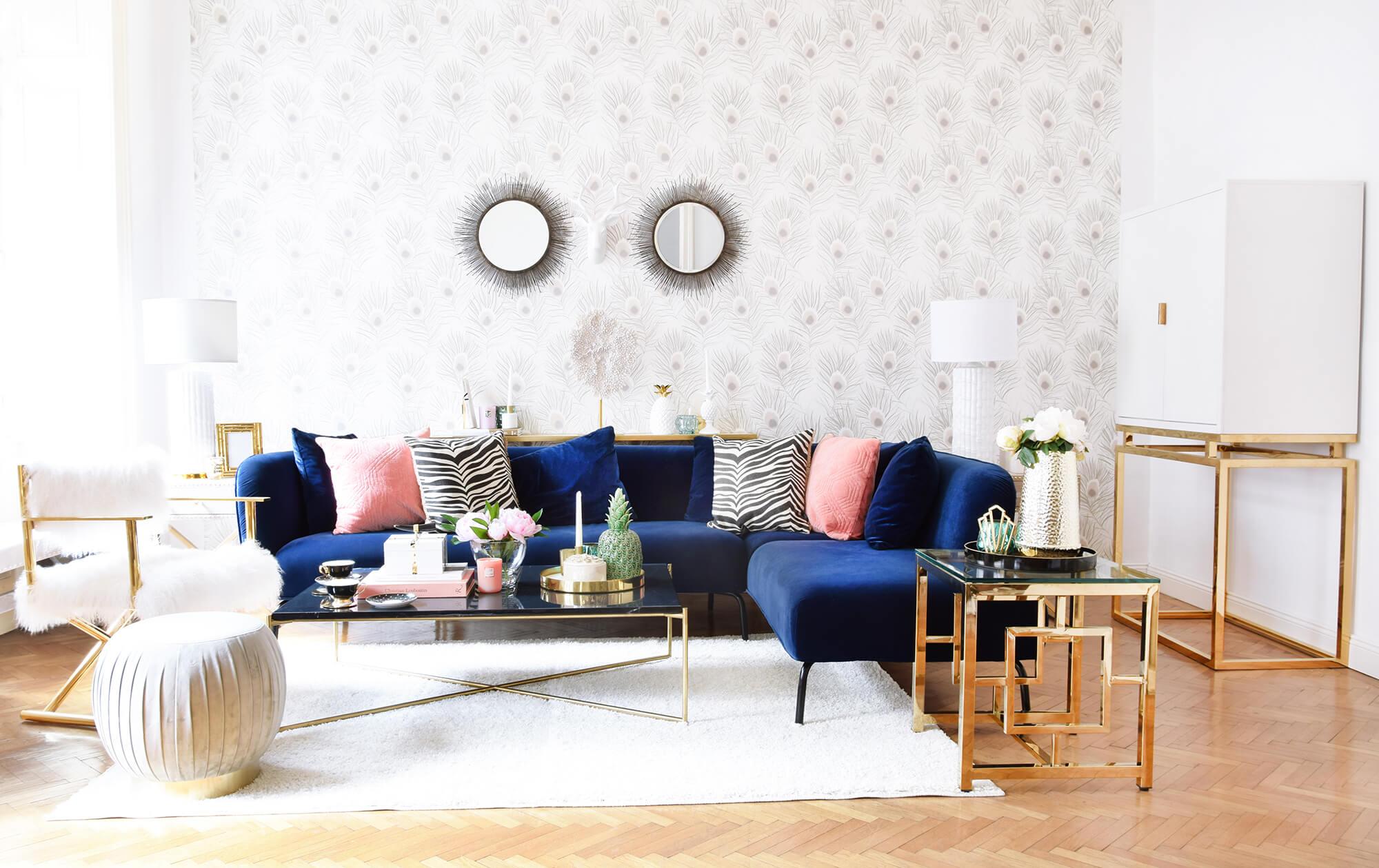 City Safari Livingroom - Großstadtdschungel im Wohnzimmer