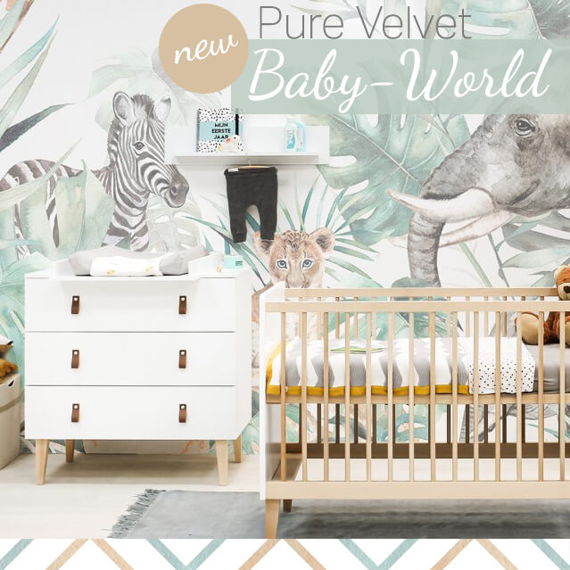 Pure Velvet Baby-World