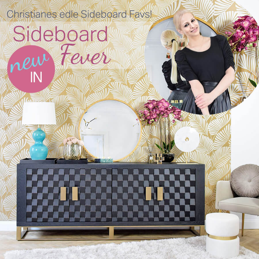 NEW! Sideboard Fever by Christiane
