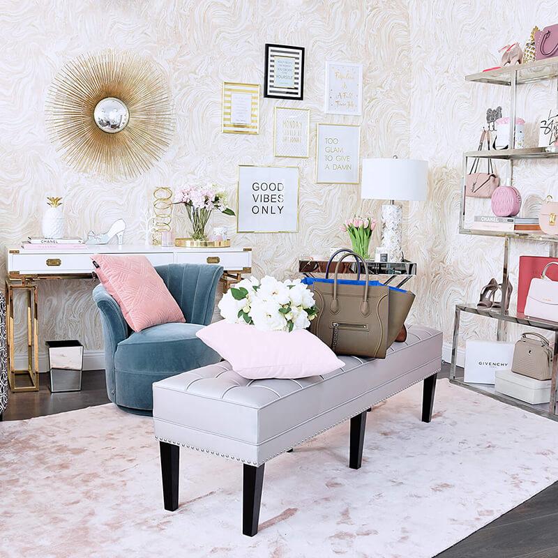 Fashion Lounge - Schuhe, Taschen & Interior :)