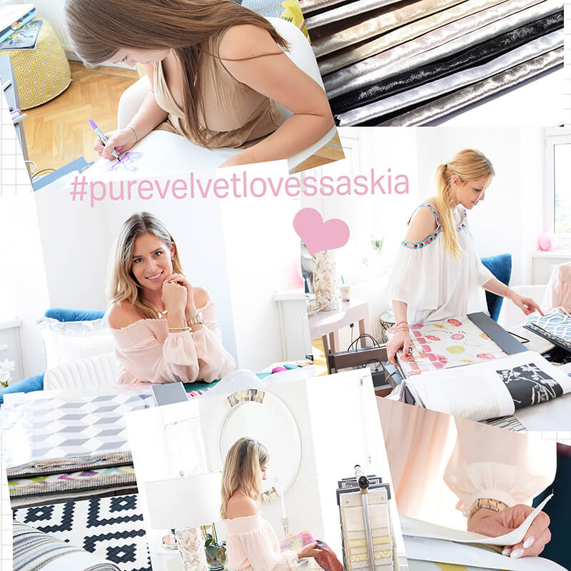 Saksiasbeautyblog - Kissenkollektion und Meet & Greet