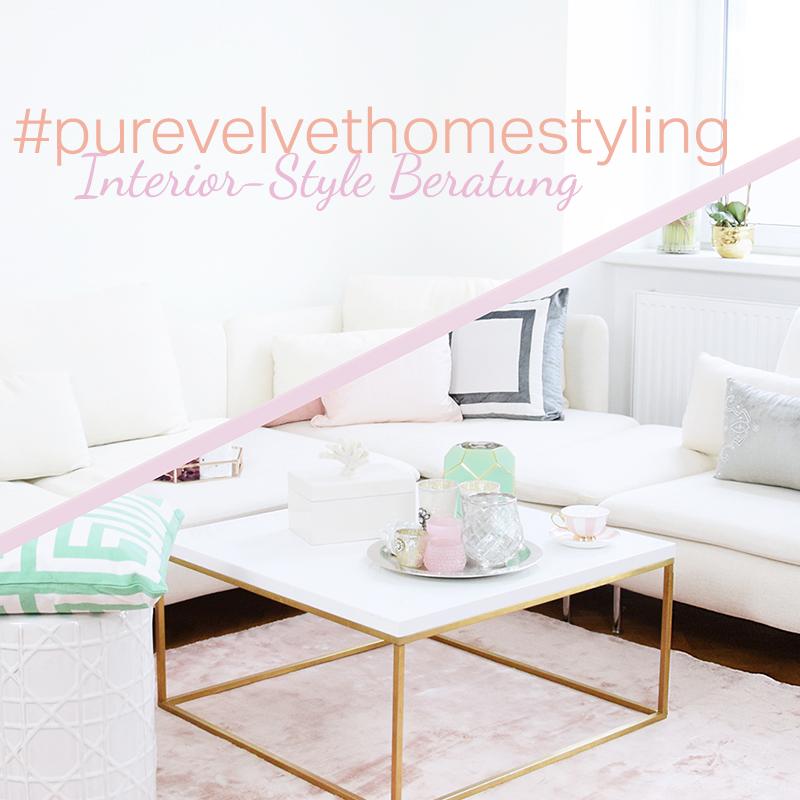Foto-Karussell: Pure Velvet Interior-Service