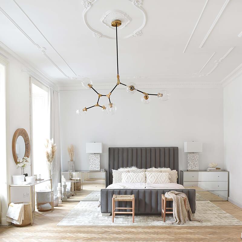 New Interpretation: Master Bedroom