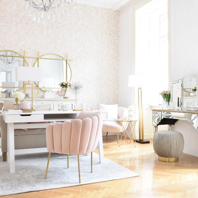 Girl's Workroom: Das perfekte Arbeitszimmer