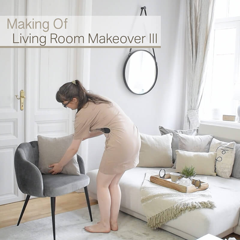 Making Of Video III : Cozy Makeover Finish