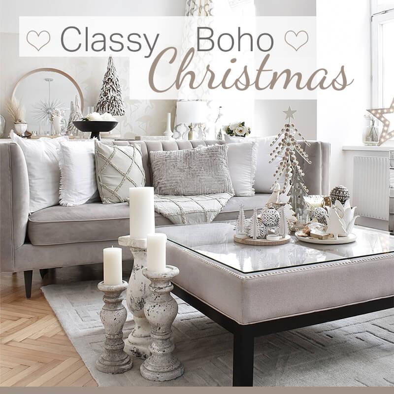 New Pre-Sale: Classy Boho Christmas