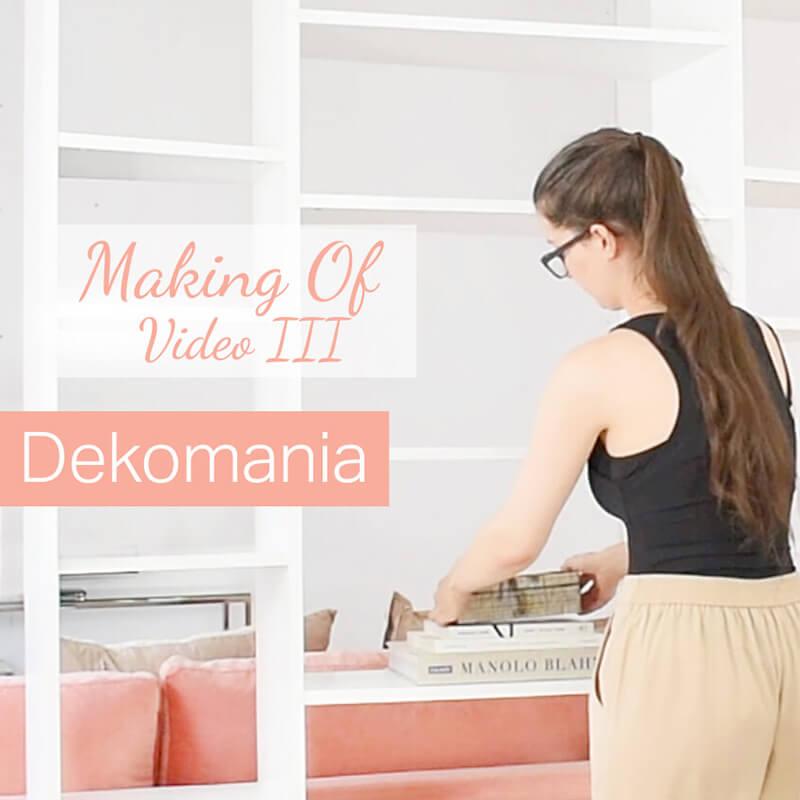 Making Of Video III : Dekomania