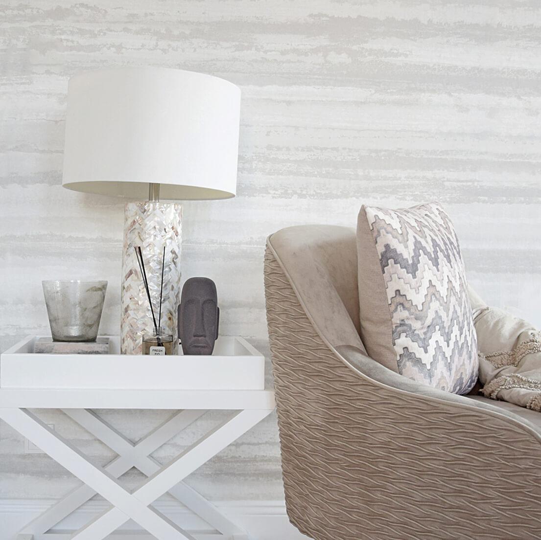 Drehstuhl minimalistisch dekorieren