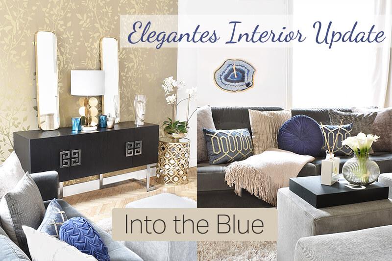 Into the Blue - Elegantes Interior Update