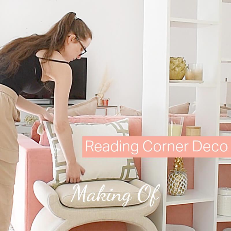 Making Of : Reading Corner Deco