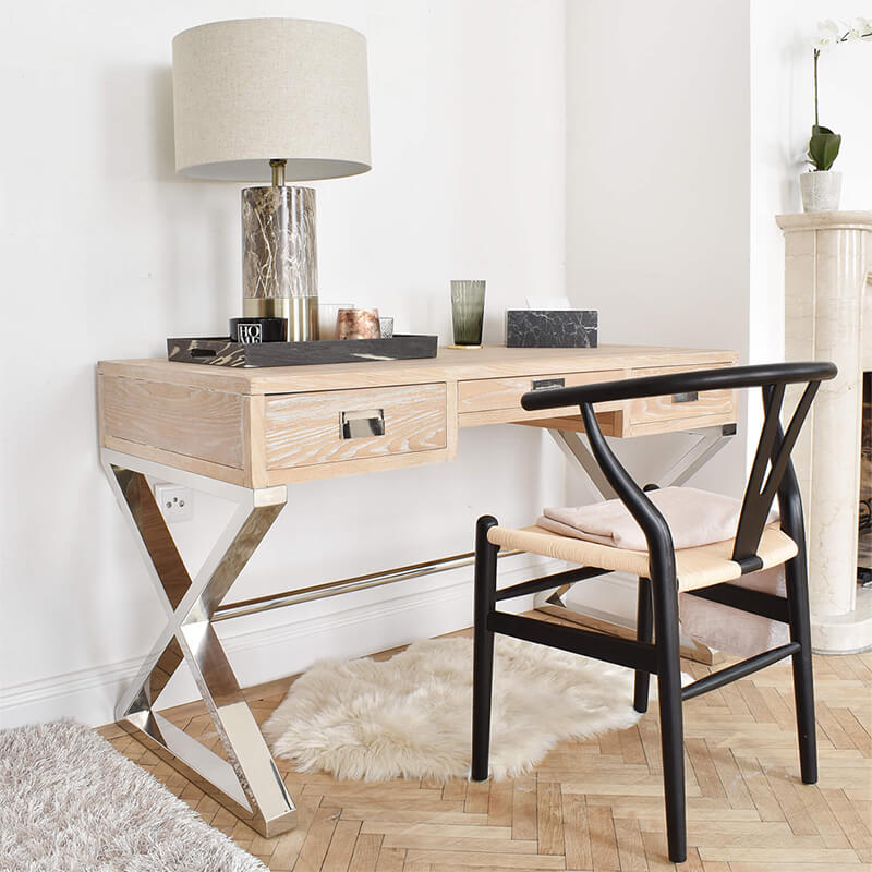 Homeoffice in Natural Flair: Trend Arbeitszimmer