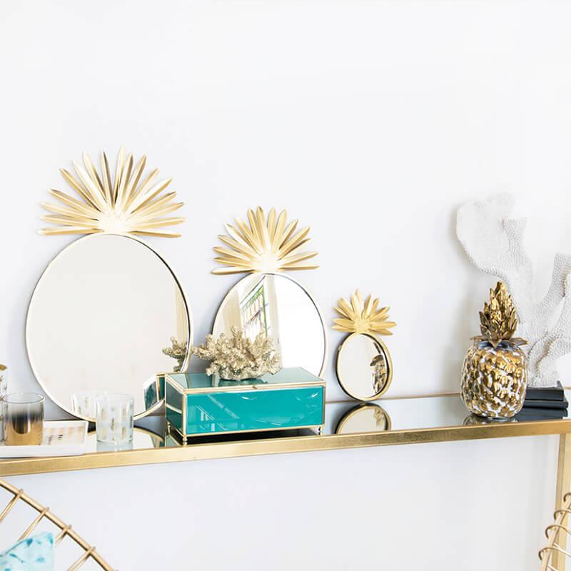 Unsere Lieblinge: Ananas & Koralle :)