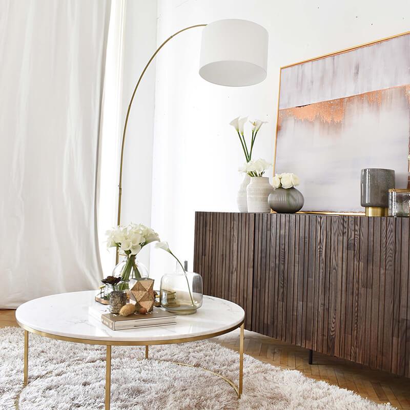 Wood Love: Minimalismus Sideboard