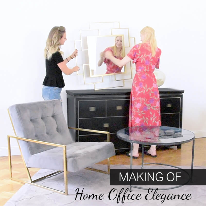 Making Of  Video - Home Office Elegance