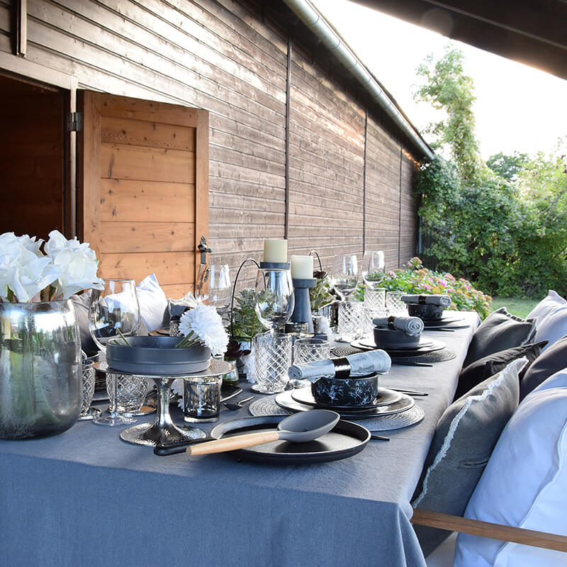 Terrassen Desire: Tischdeko zum Verlieben!