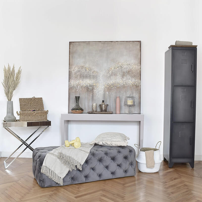 Industrial Style & Glamour Mix