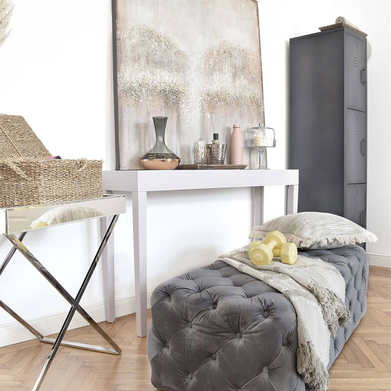 Soft Industrial Style