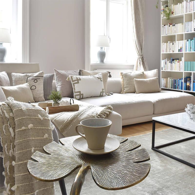 Wohnzimmer in Natural Shades