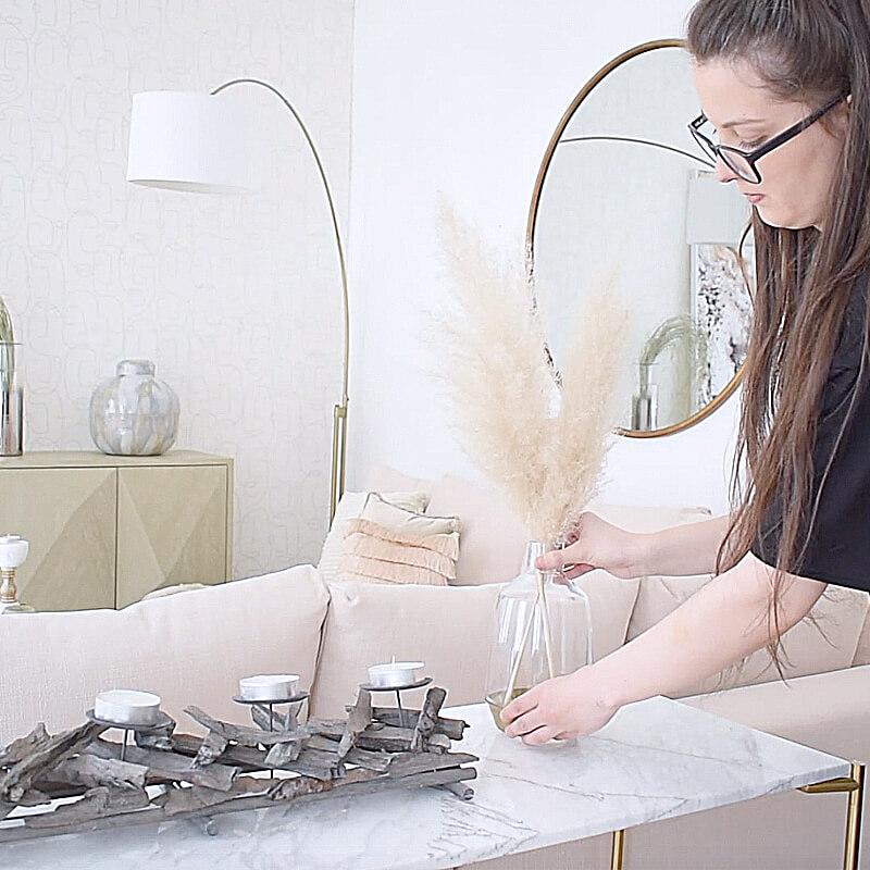 Making Of Video Part II: Livingroom Shades of Beige