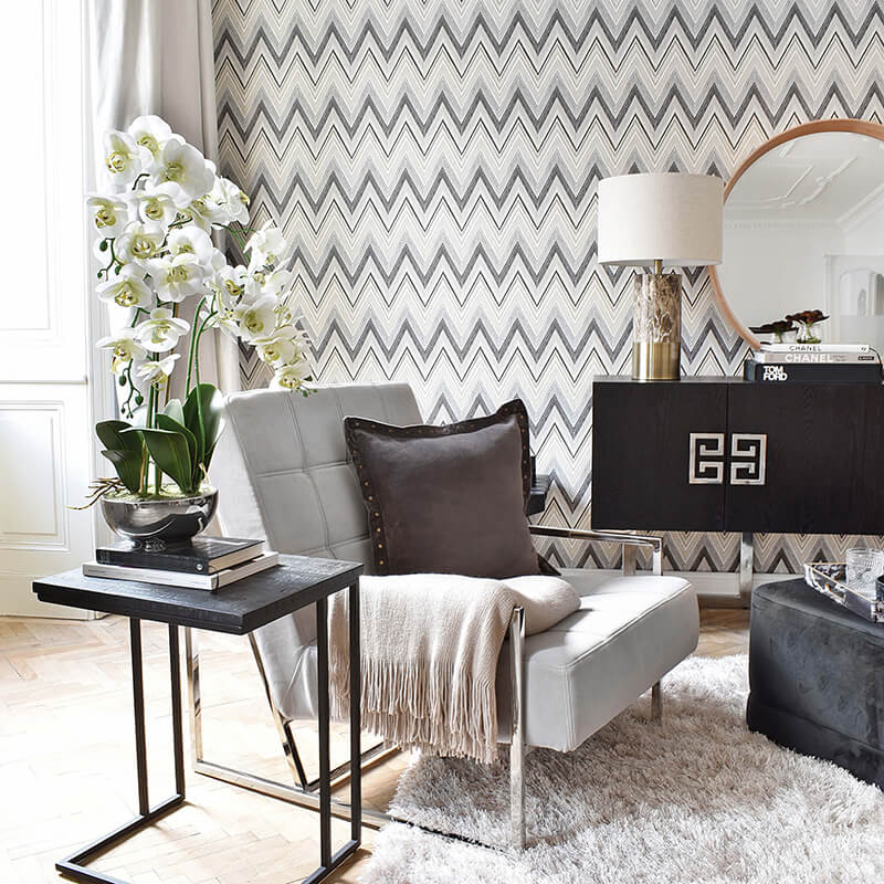 Missoni inspired- elegante Lounge