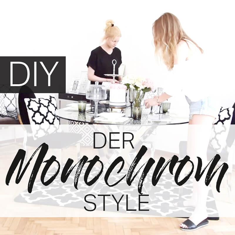Neus Video Online! DIY Monochrom-Style