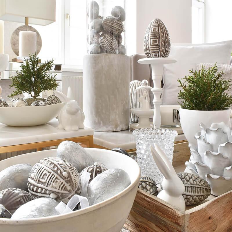 Easter-Buddy: Osterfest im cozy Wohnzimmer
