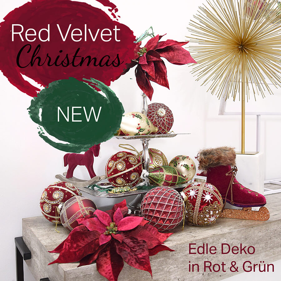 Neuer Pre-Sale Red Velvet Christmas