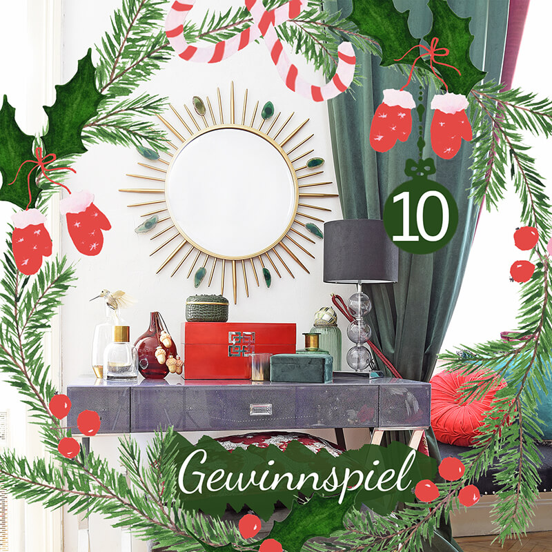 Pure Velvet Adventkalender Türchen 10