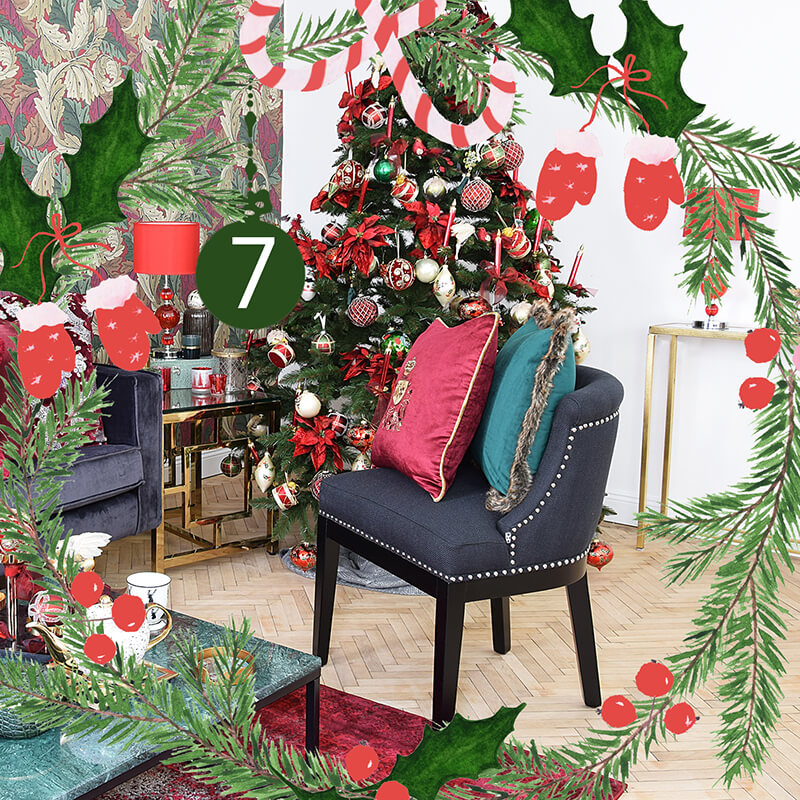 Pure Velvet Adventkalender Türchen 7