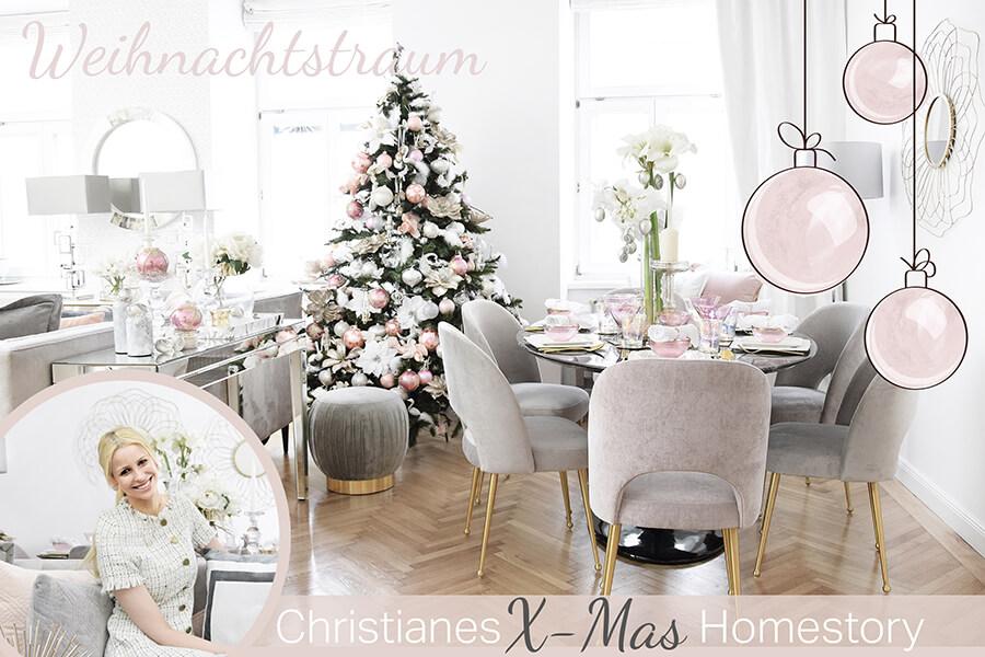Weihnachtstraum - Christianes X-Mas Homestory