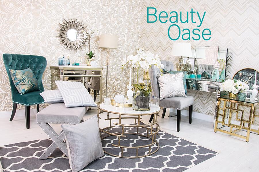 Beauty Oase im Velvet-Style