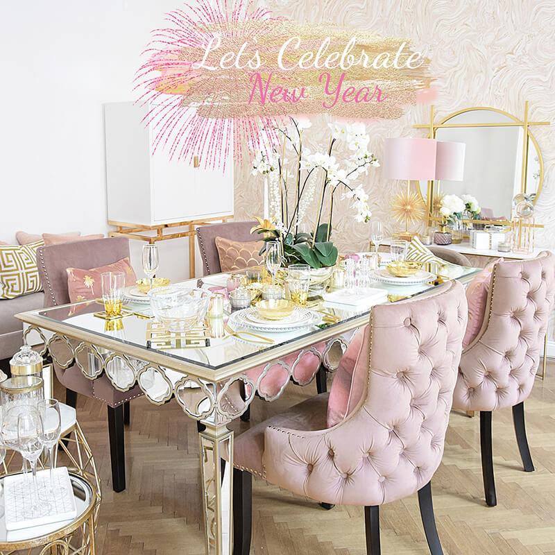 Neues Jahr neuer Look :) Let's Celebrate