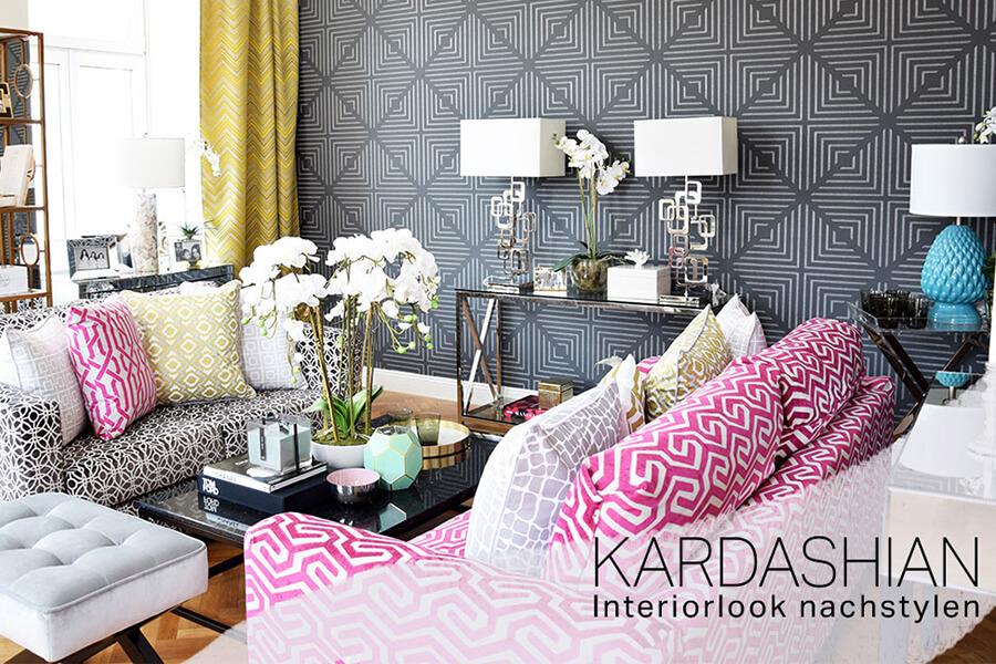 Kardashian interior-style