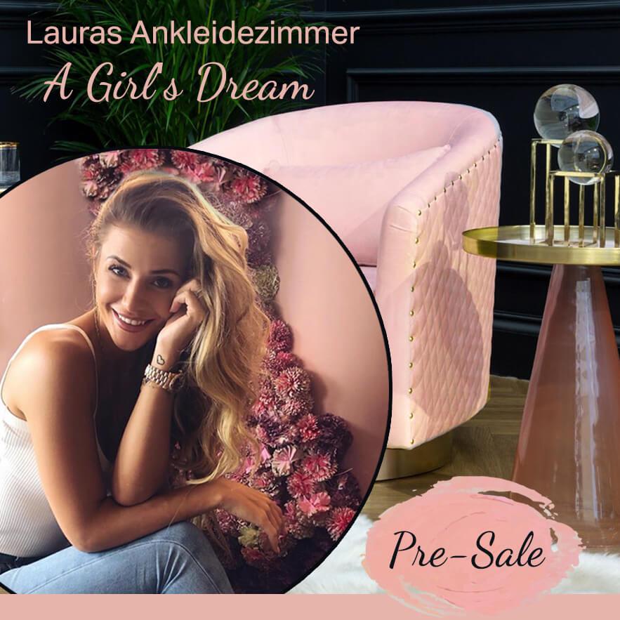 labellda's Traum Ankleidezimmer