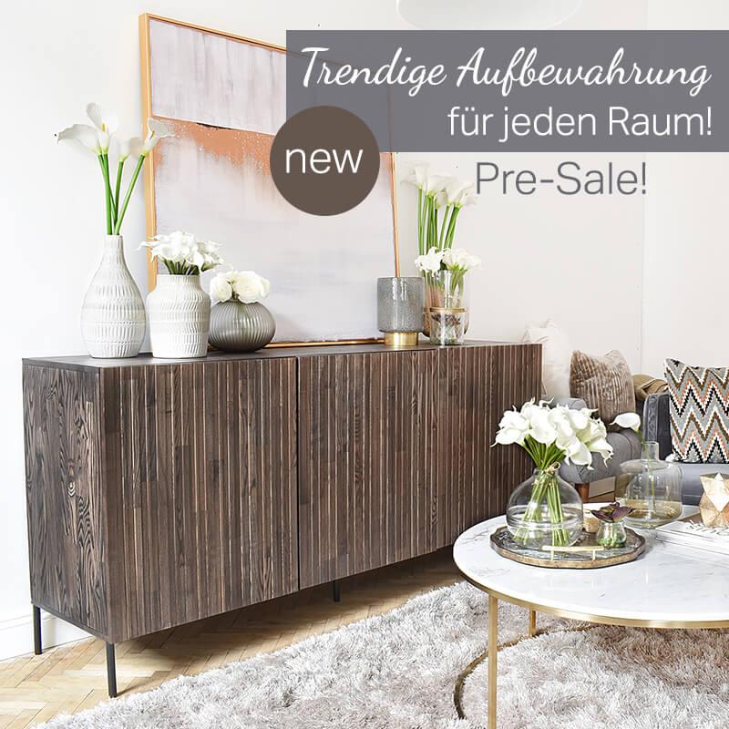 New Look: Sideboards, Bücherregale & Media-Lowboards