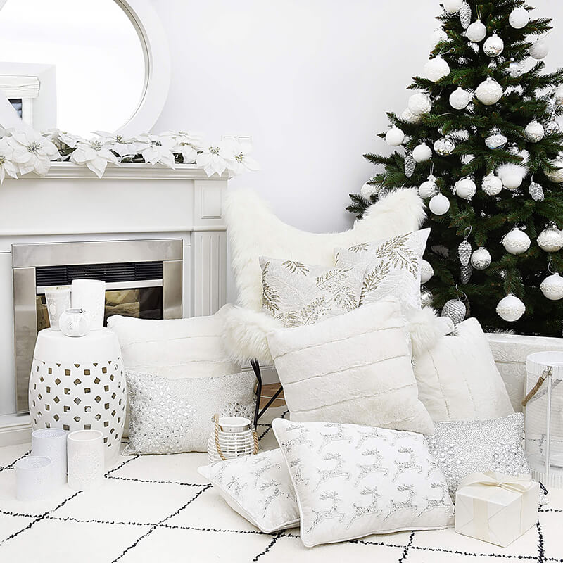 Weiße Weihnachten mit Saskiasbeautyblog :)