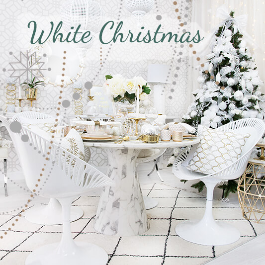 New Look online: White Christmas!