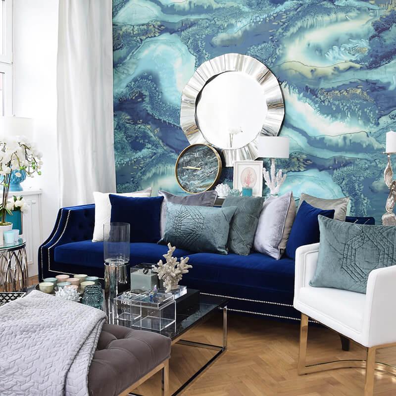 NEW LOOK! Ocean Breeze Wohnzimmer