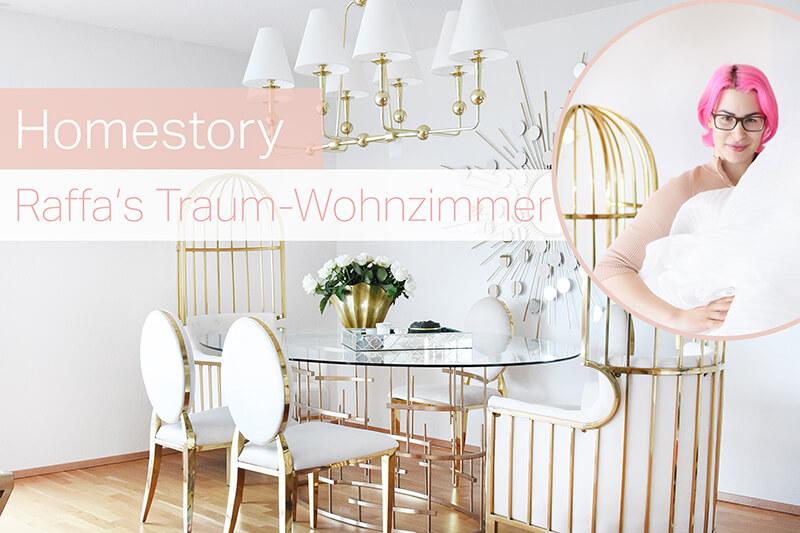 Raffas neues Traum-Wohnzimmer!