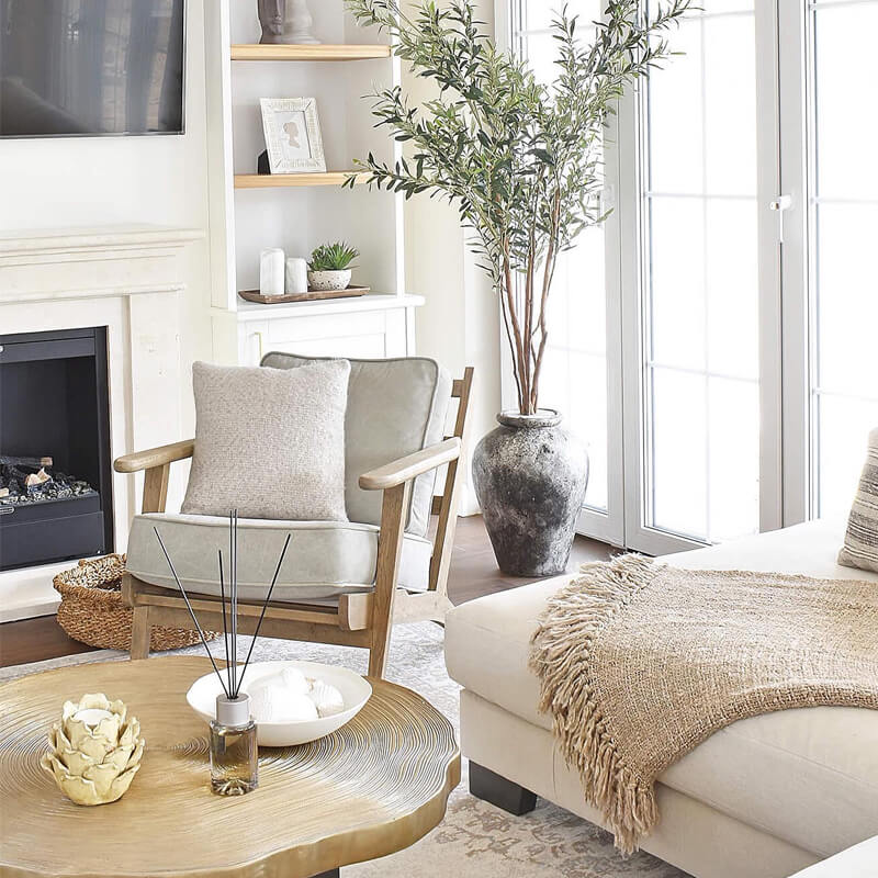 Saskiasfamilyblog's Wohnzimmer- eine Wohlfühloase