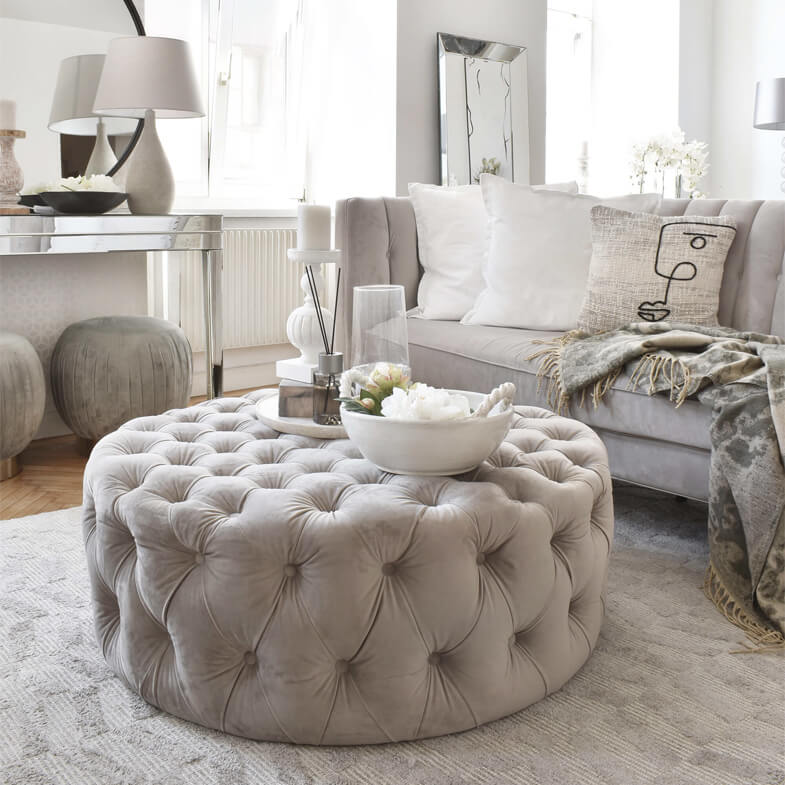 Christianes Sofa Details