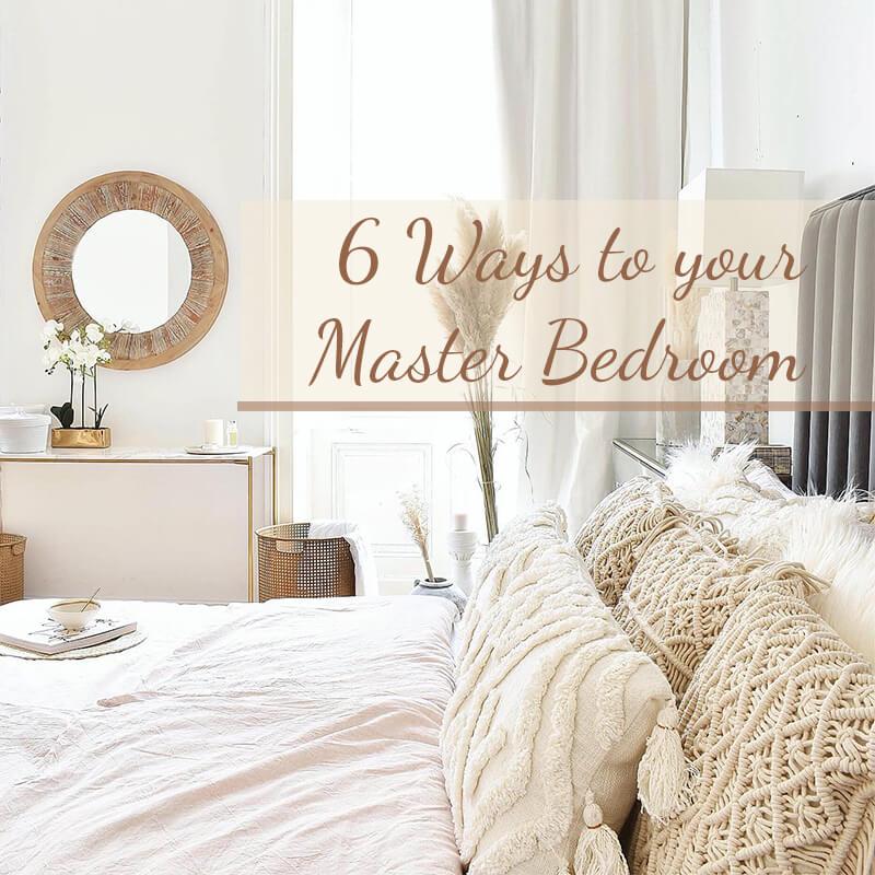 Video: 6 Ways To Your Master Bedroom
