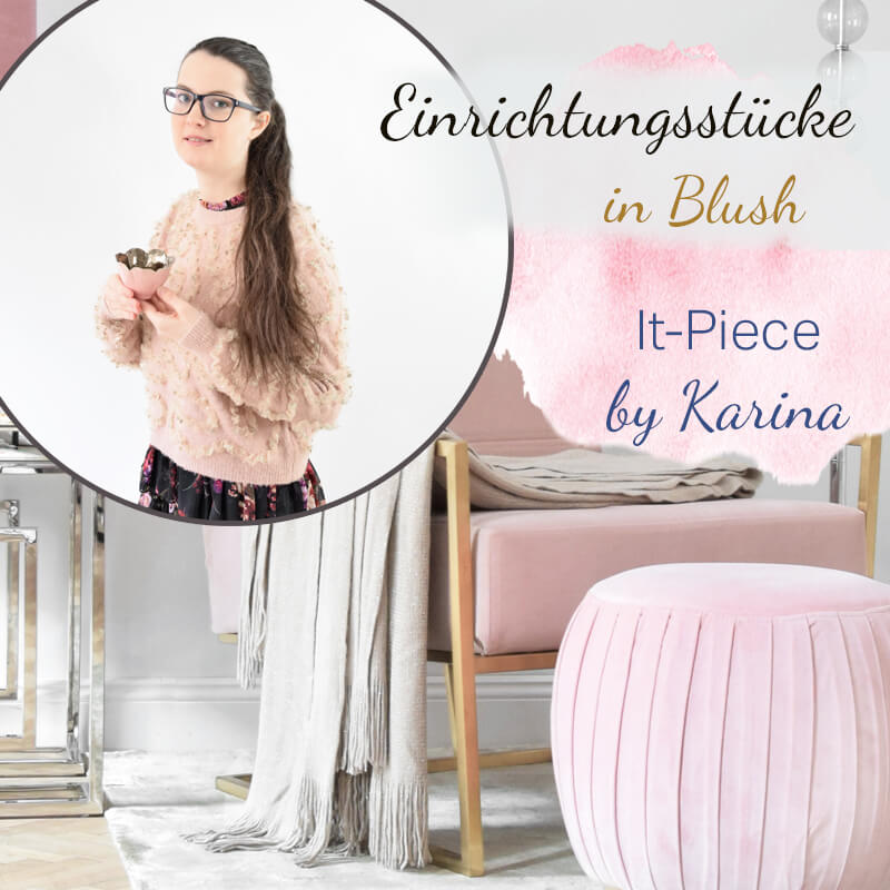 Karinas It-Piece Einrichtung in Blush