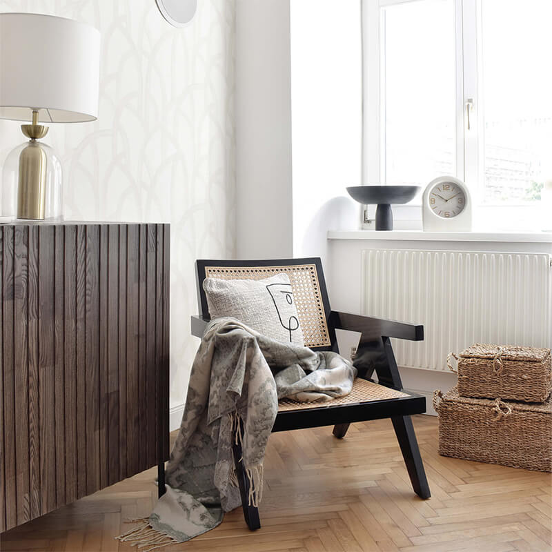 Cozy Corner: Christianes Armlehnstuhl